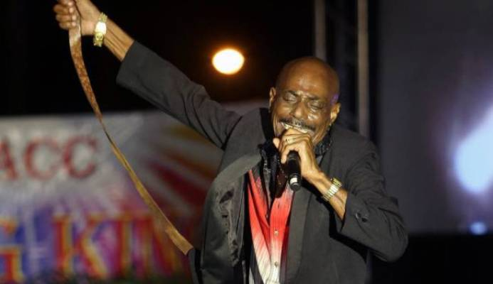 Tobago calypsonian Henson Wright, otherwise known as Calypso Prince, died on Sunday morning. -