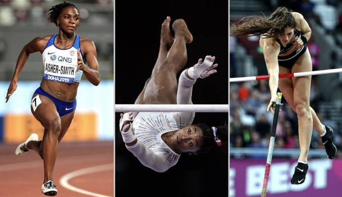 Twenty athletes set to light up the Tokyo 2020 Olympics