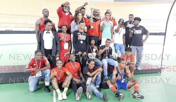 TT win 19 medals at Boxing Champs