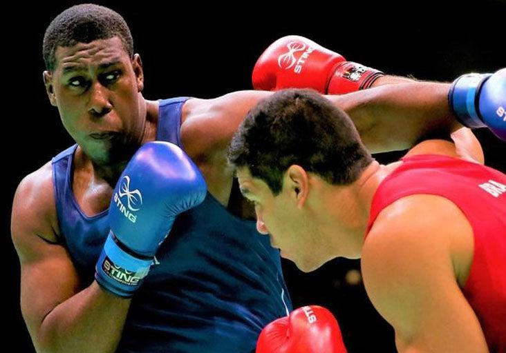 HOLDING ON Boxer Paul still cautious about Olympic qualifier