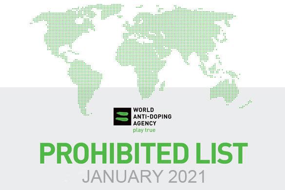 WADA Prohibited List